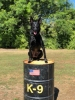 K9 Kano at the Placer County K9 Trials